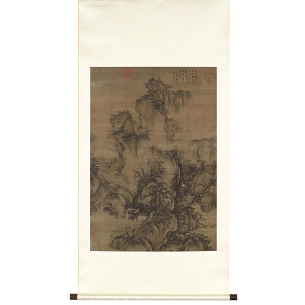 Early Spring, Guo Xi, Song Dynasty, Scroll (M)