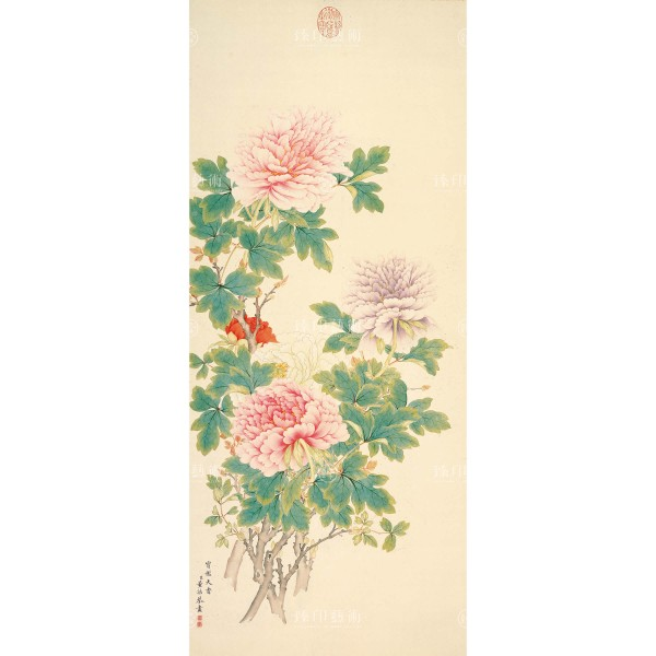 Heavenly Fragrance, Tung Kao, Qing Dynasty, Giclée