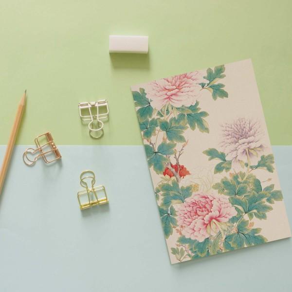 Postcard, Heavenly Fragrance, Tung Kao, Qing Dynasty