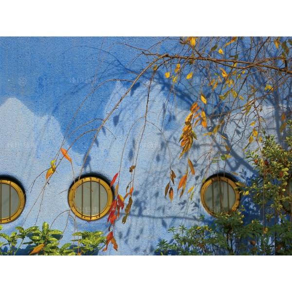Chen Zheng-xiong, Ghibli in the Autumn Sun, Giclee