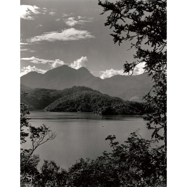 Chen, Geng-bin, Scenery of the Sun Moon Lake, Giclee