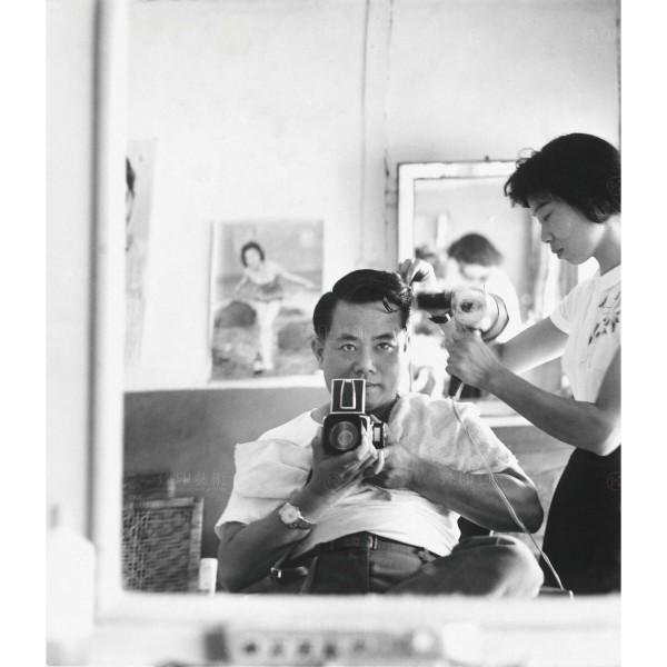 Chen, Geng-bin, Me in the Mirror, Giclee