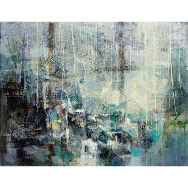 Chen Mei-hui, Rain Outside the Window, Giclee