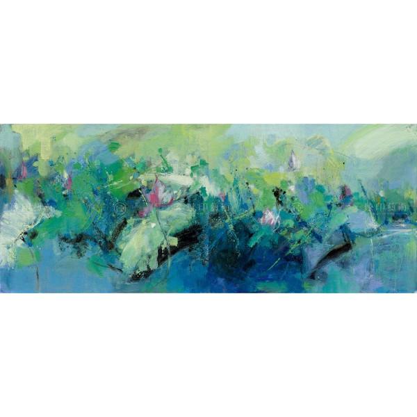 Chen Mei-hui, Clean Water & Lotus Bud, Giclee