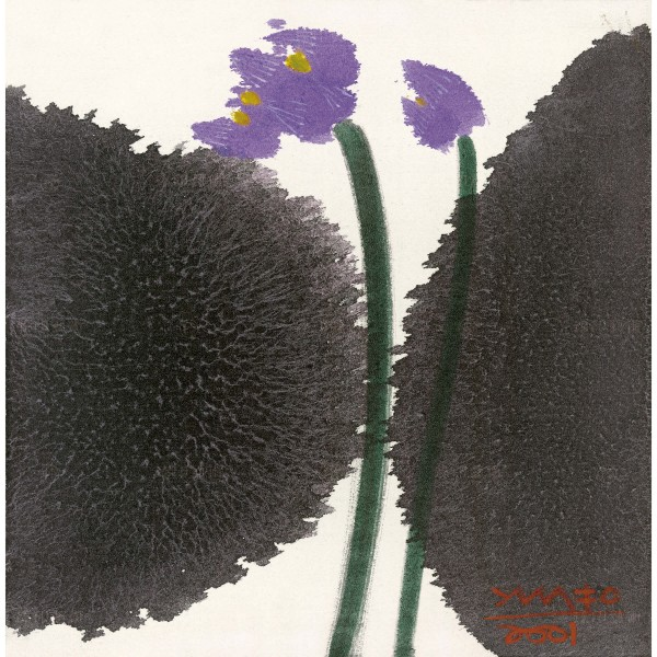 Chen Ming-shan, The Breeze, Giclee