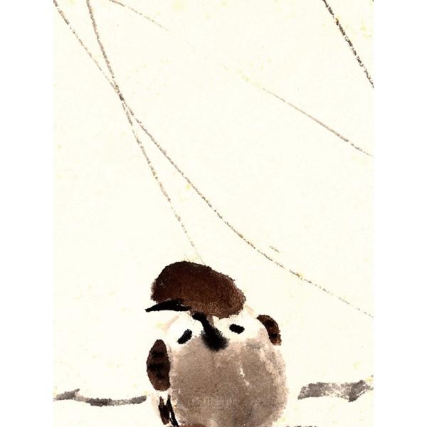 Chang, Zhong-hong, Leisurely01, Giclee