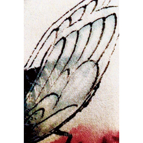 Chang, Zhong-hong, A Cicada's Wings Abstract Insect 06, Giclee