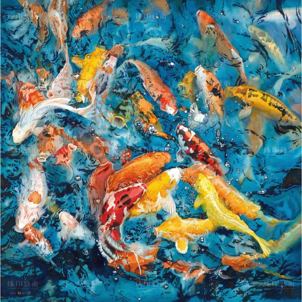 Kuo Hsin-i, Enlivened(L), Giclee