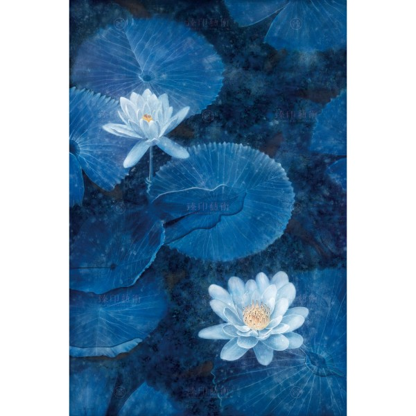 Kuo Hsin-i, Blueness(L), Giclee