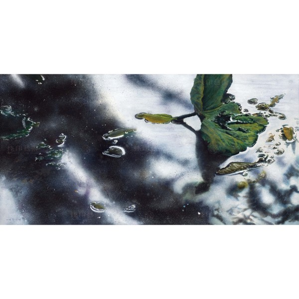 Kuo Hsin-i, The Spiritual Realm of Lotus(L), Giclee