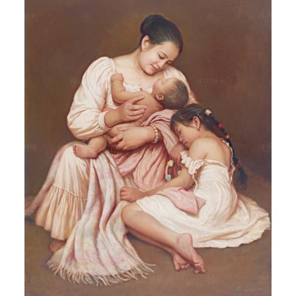 Li Zi-jian, Dream of Life (S), Giclee