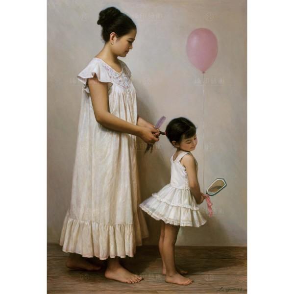 Li Zi-jian, Birthday (L), Giclee