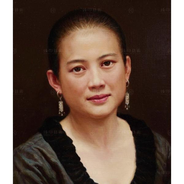 Li Zi-jian, Poet Dan-hui (S), Giclee