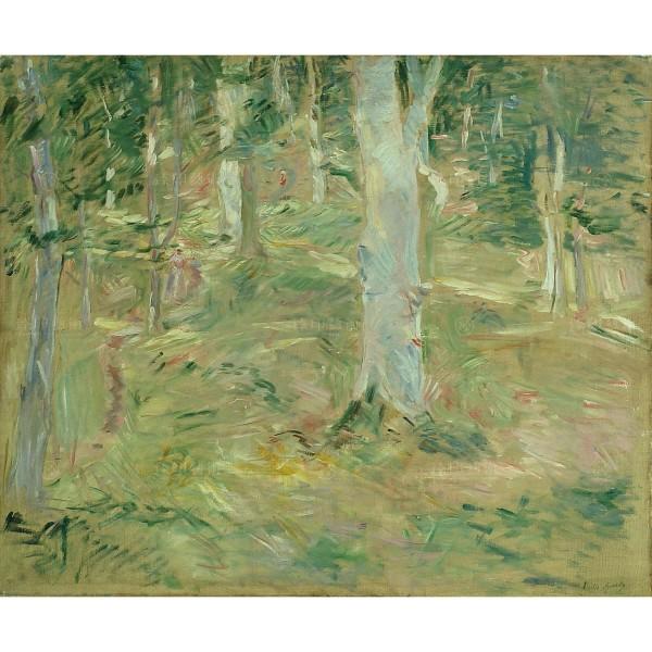 Forêt de Compiègne, Berthe Morisot, Giclée