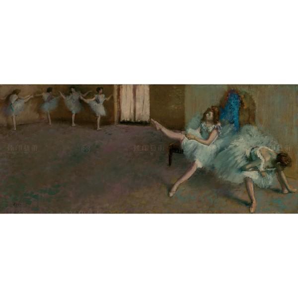 Before the Ballet, Edgar Degas, Giclée