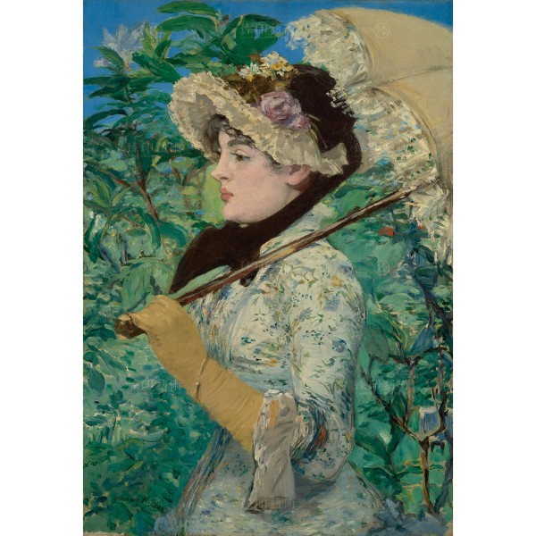 Jeanne (Spring), Édouard Manet, Giclée