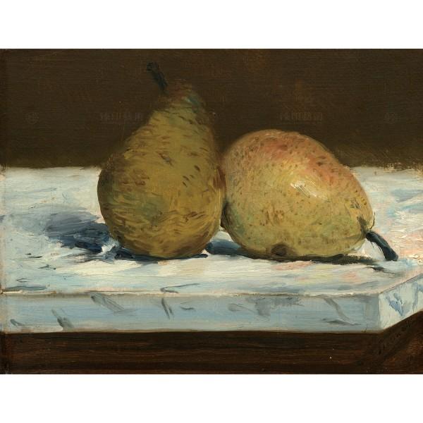 Pears, Édouard Manet, Giclée