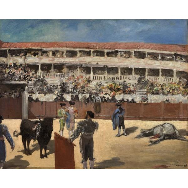Bullfight, Édouard Manet, Giclée
