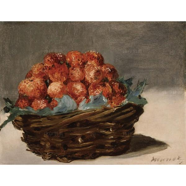 Strawberries, Édouard Manet, Giclée