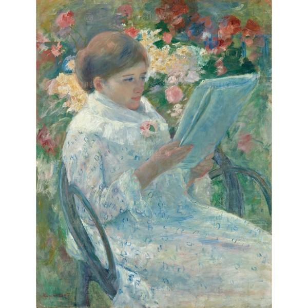 On a Balcony, Mary Cassatt, Giclée