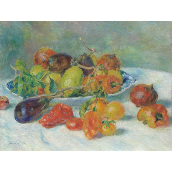 Fruits of the Midi, Auguste Renoir, Giclée
