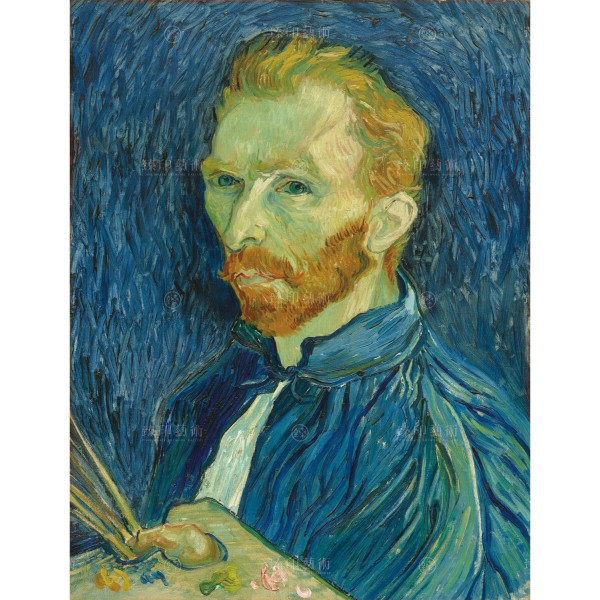 Self-Portrait, Vincent Van Gogh, Giclée