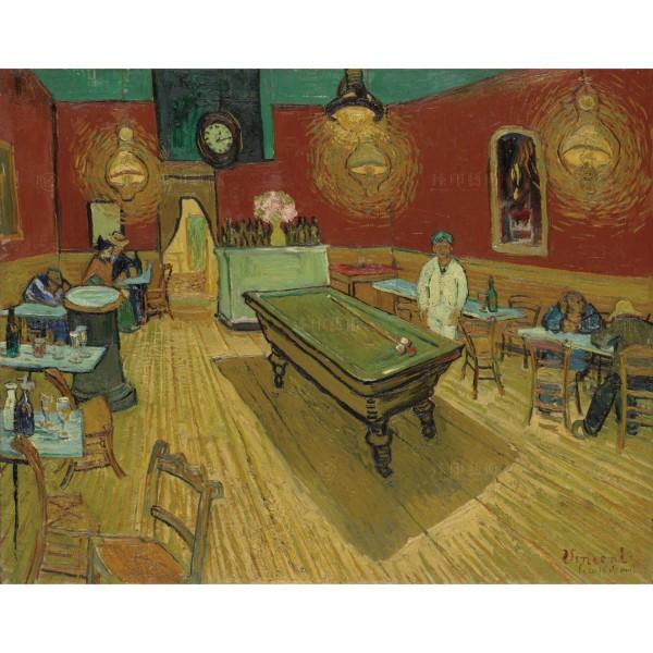 Le café de nuit, Vincent Van Gogh, Giclée