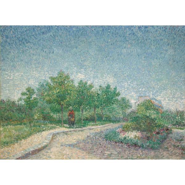 Square Saint-Pierre, Paris, Vincent Van Gogh, Giclée
