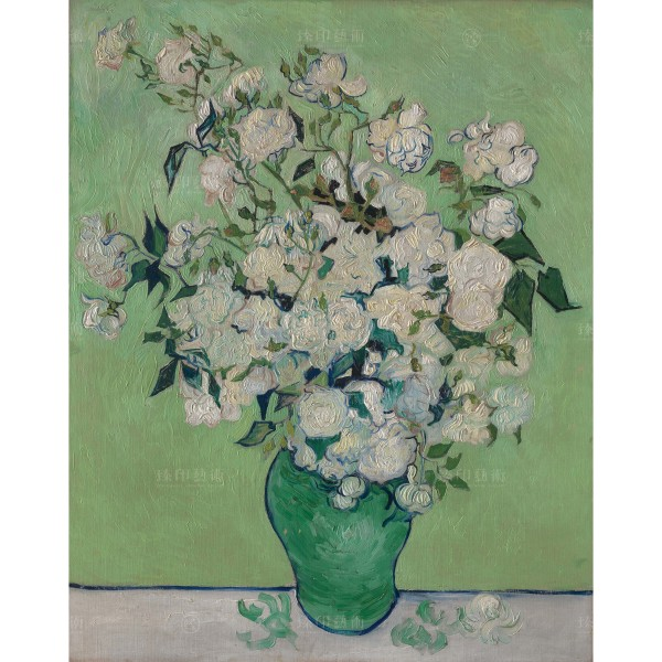 Roses, Vincent Van Gogh, Giclée