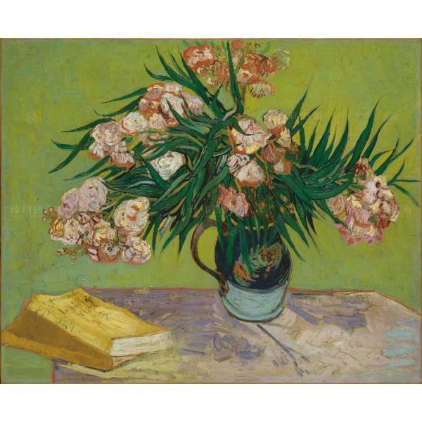 Oleanders, Vincent Van Gogh, Giclée