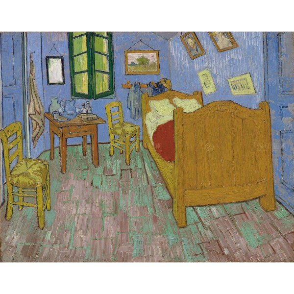 The Bedroom, Vincent Van Gogh, Giclée